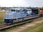 UP 1982, NEW EMD SD70ACe, UP's MoPac Heritage Locomotive, 